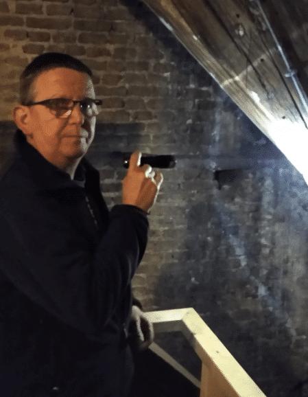 Henk Sleumer: vergelijkt monumentenwachters met huisartsen